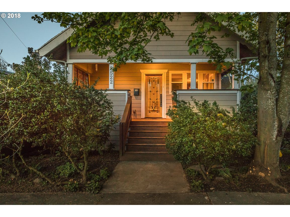 2522 SE 41ST AVE Portland OR 97202 id-867134 homes for sale