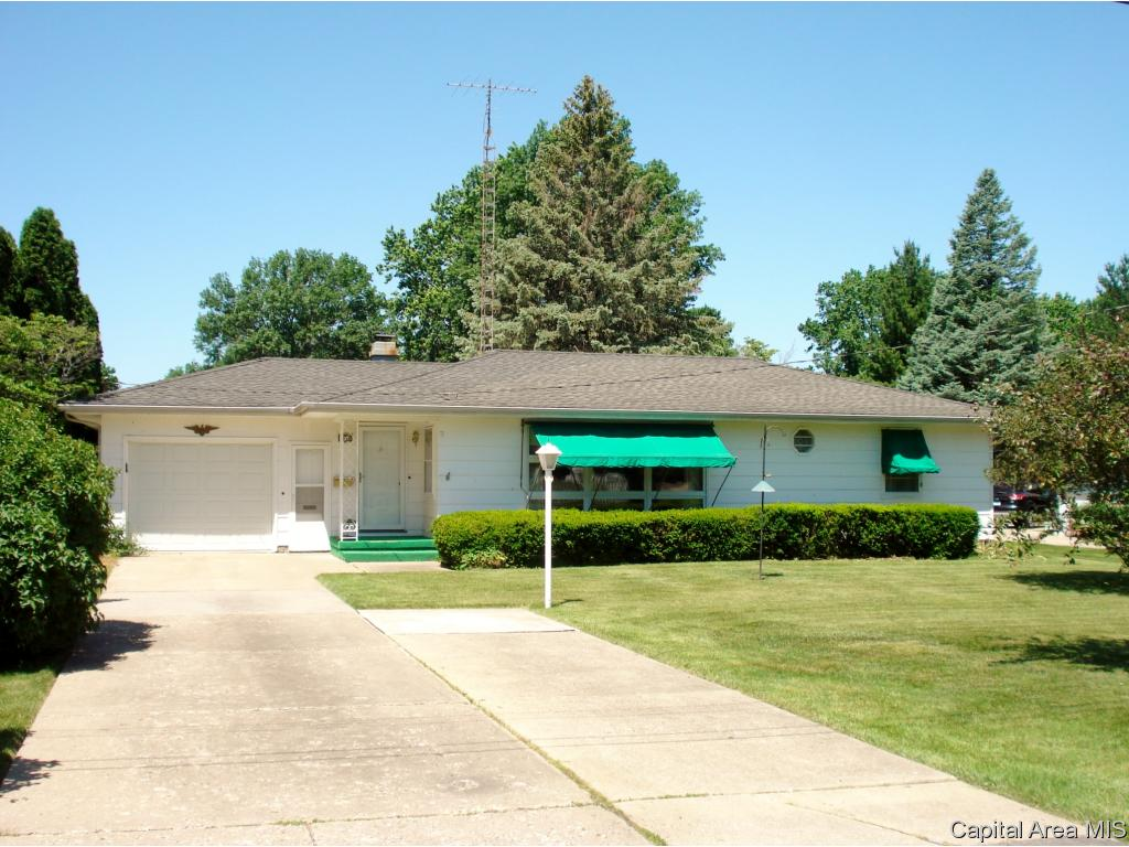 1648 MAPLE AVENUE Galesburg IL 61401 id-830945 homes for sale