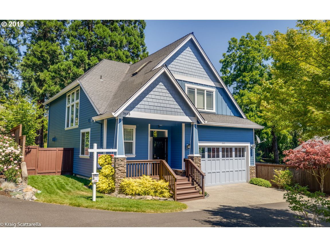 3645 SW BAIRD ST Portland OR 97219 id-1113189 homes for sale